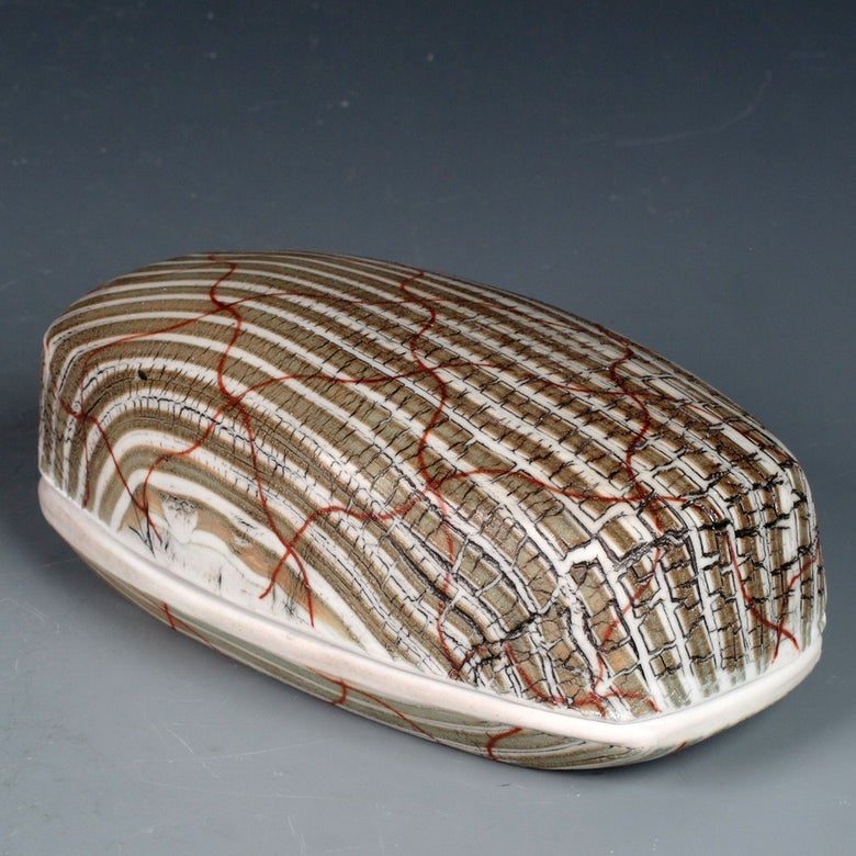 Image of Butter dish #74