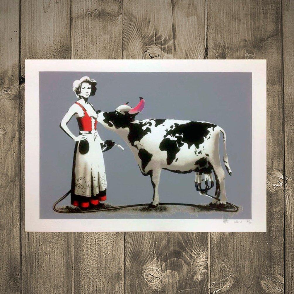 Image of AFK - Milk It