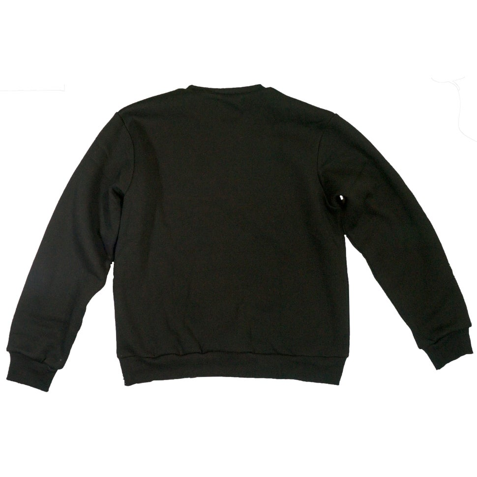 Image of Logo Crewneck | Black