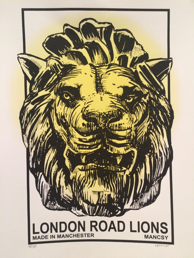 Image of London Road Lions