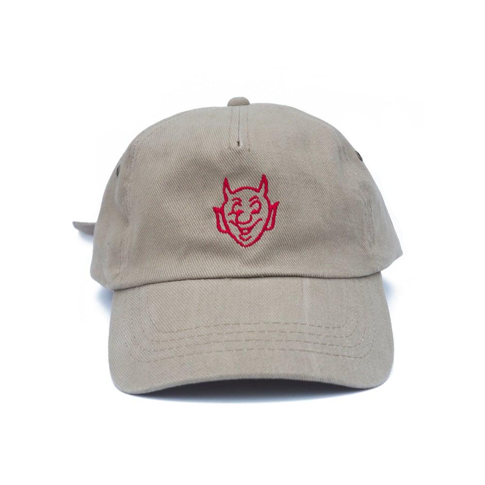 """Image of """"DEVIL"""" STRAPBACK CAP"""