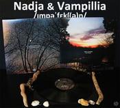Image of Nadja&Vampillia Split Lp