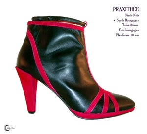 Image of PRAXITHEE Noir Rouge