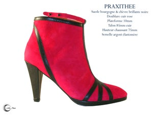 Image of PRAXITHEE Rouge Noir