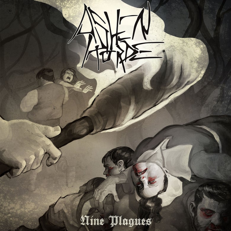 Image of Nine Plagues cd (with bonus track)