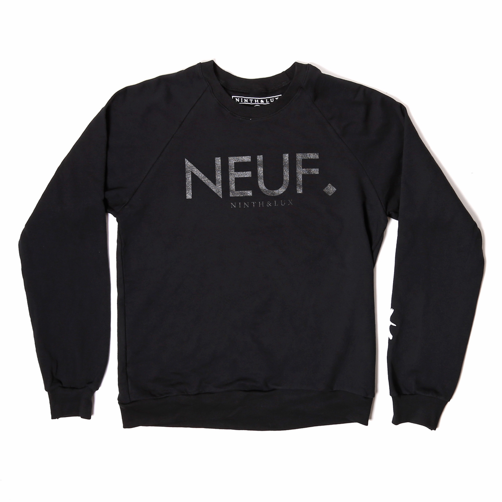 Image of NEUF Krewe Neck Sweatshirt