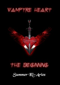 Image of Vampyre Heart - The Beginning - Book