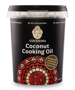 Image of CocoSina Coconut Oil