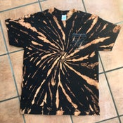 Image of Bleach dye t-shirt ***SOLD OUT