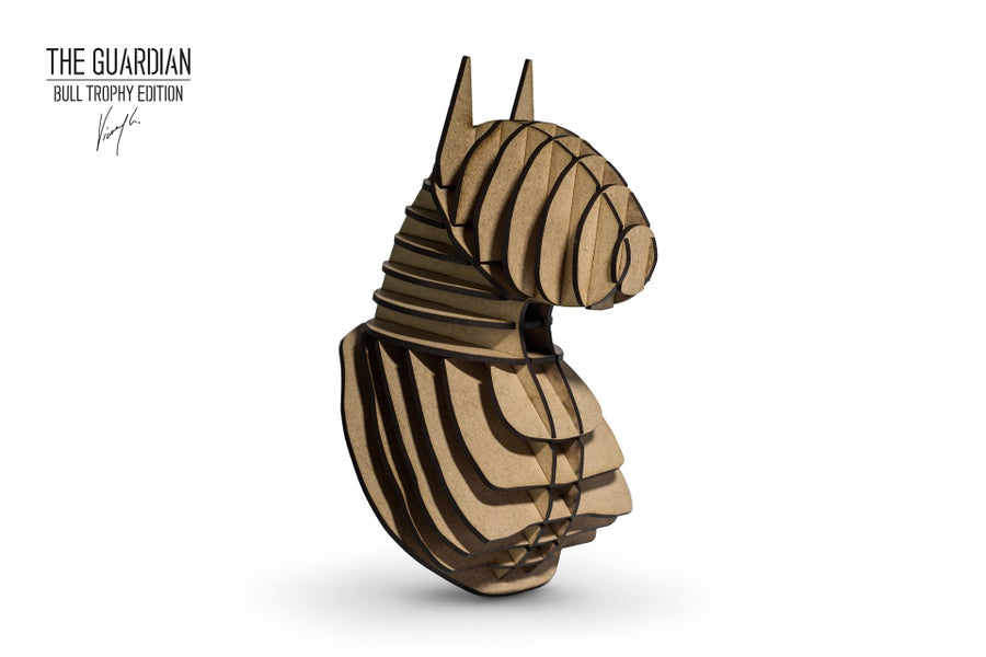 "Image of THE GUARDIAN ""BULL TROPHY EDITION"" PRE-ORDER"