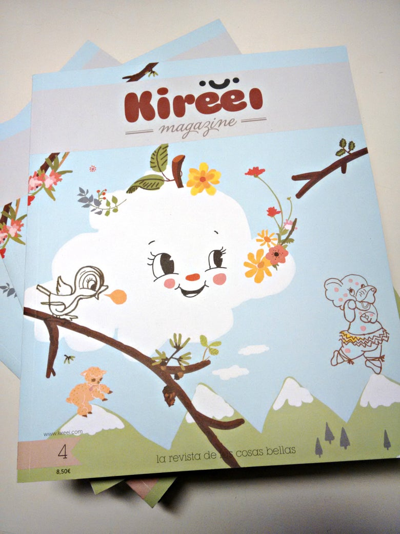 Image of kireei magazine
