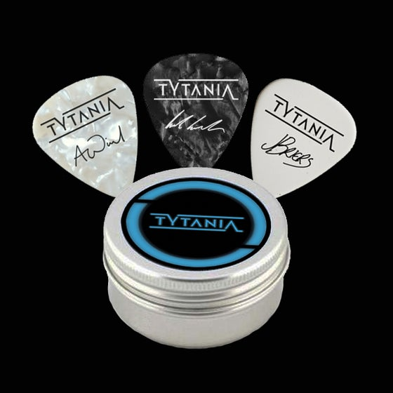 Image of Tytania Signature Pick Tin