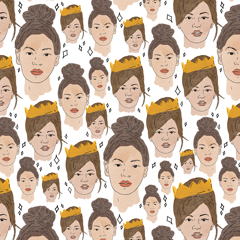 Image of Beyonce Wrapping Paper