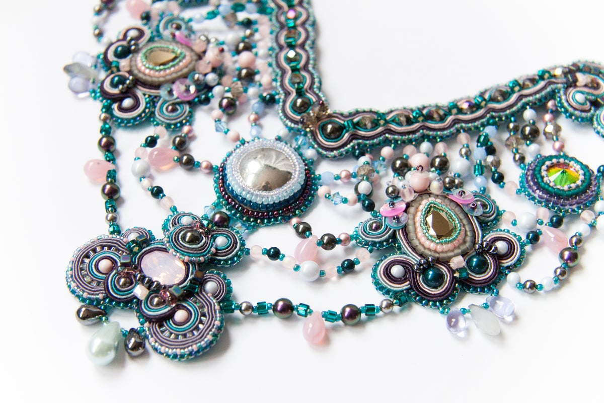 Image of Collection Capsule  - Collier d'exception - Precious Seaweeds