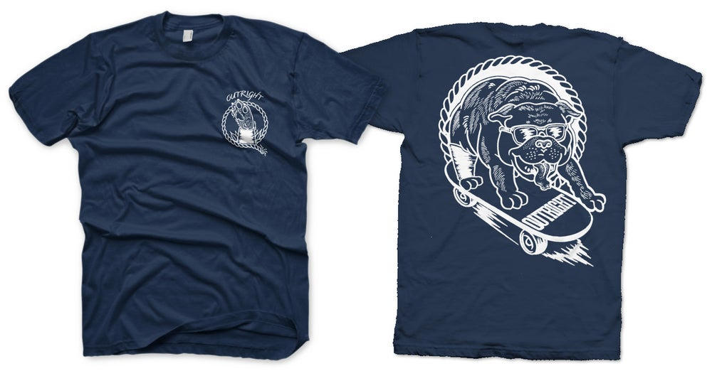 "Image of OUTRIGHT ""PAWSEVERANCE"" Tee"