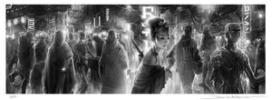 Image of 'Future Tokyo' - limited edition signed print