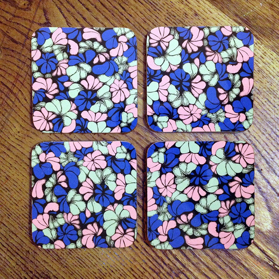 Image of Coasters - Lobelia