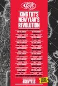 Image of TICKET: King Tuts New Years Revolution