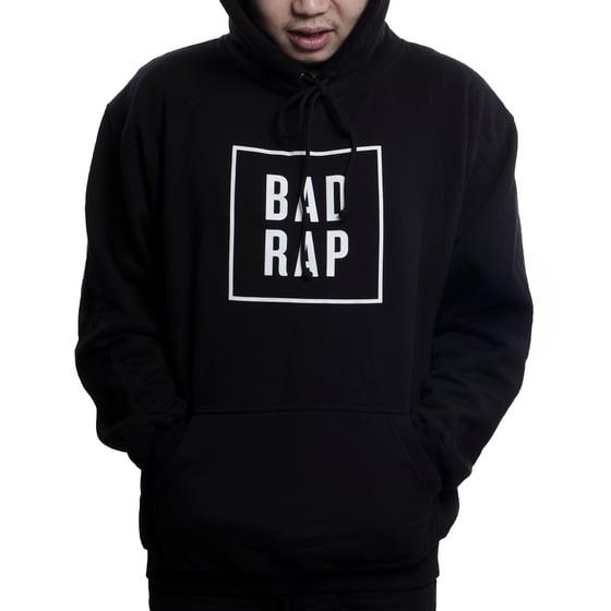 Image of Bad Rap Logo Hoodie