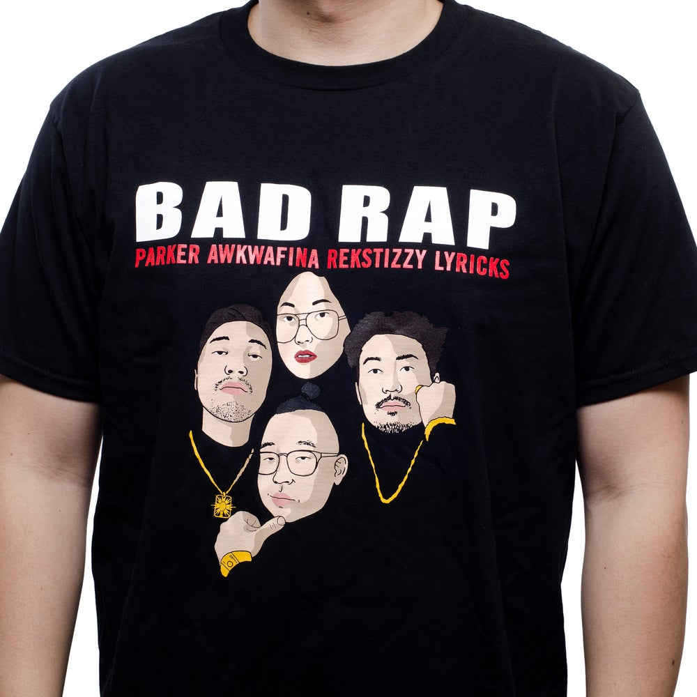 Image of Bad Rap x Sophia Chang Tee