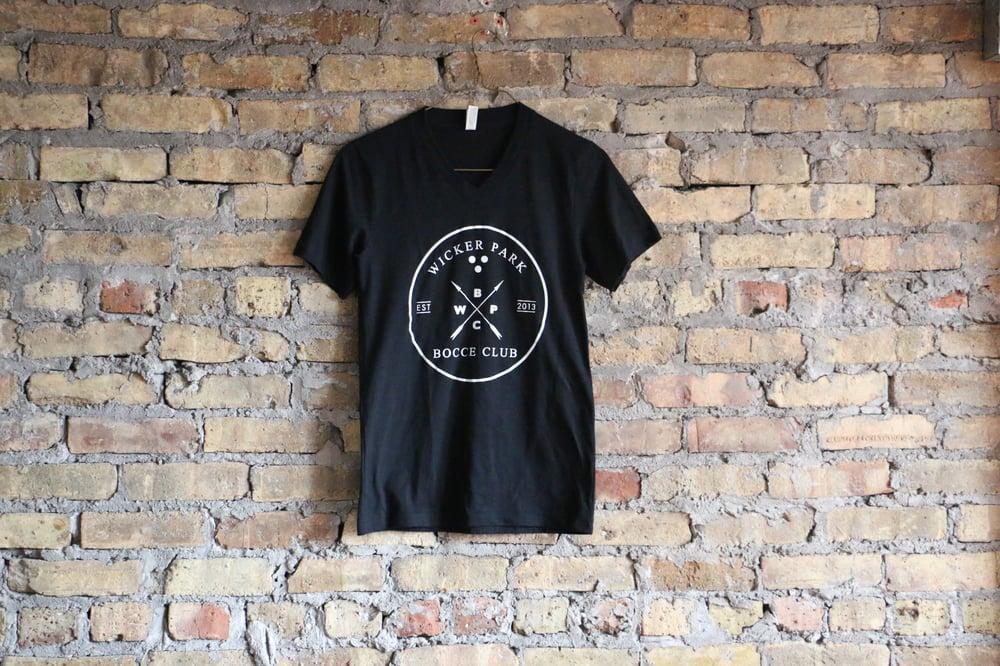 Image of WPBC Black/White T-shirt