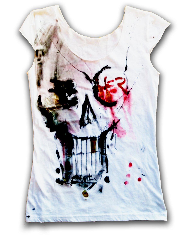 Image of SKULL T-Shirt (Mens & Womens)