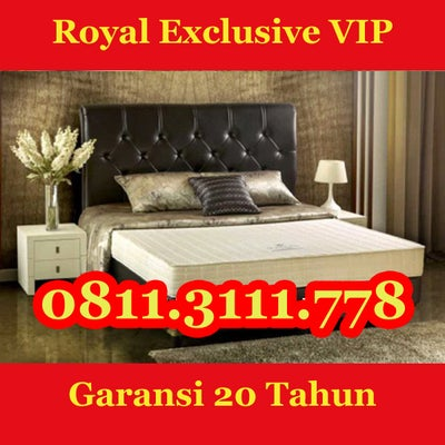 Image of Jual Kasur Busa Royal Exclusive 0811-3111-778