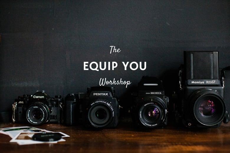 Image of Equip You Workshop