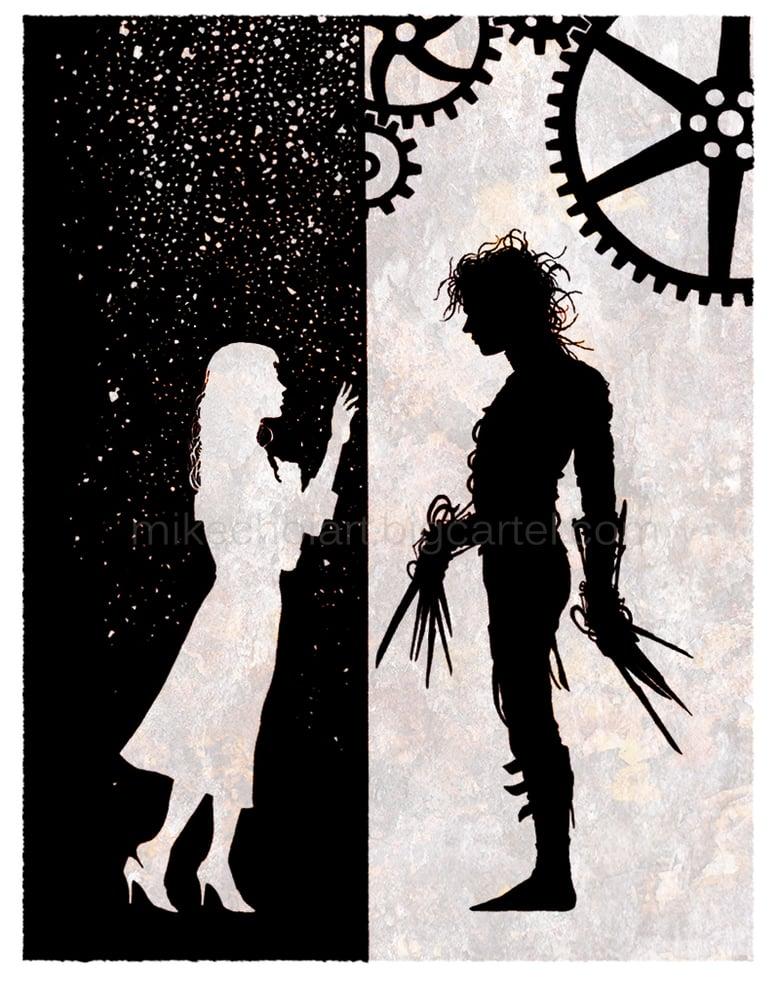 Image of Edward and Kim