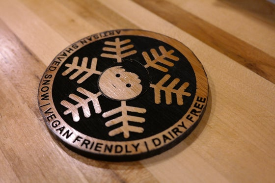 Image of SNOWLAB COASTERS (Set of 4)