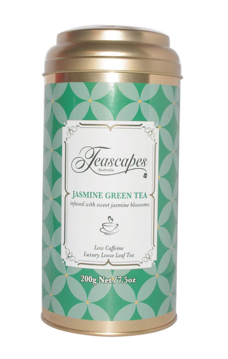Image of Jasmine Green Tea, Luxury Loose Leaf