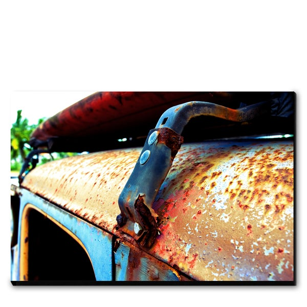 Image of RUSTY RIDE
