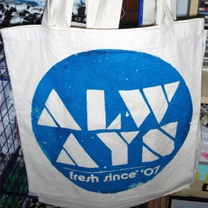 Image of FRESH SINCE 07 bags!