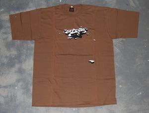 Image of TDR™ vs Shop33 'Explosion' T-Shirt