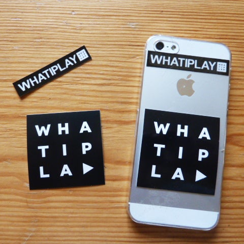 Image of WHATIPLAY Smartphone-Sticker