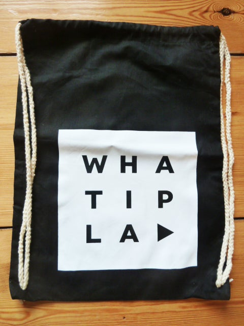 Image of WHATIPLAY-Bag