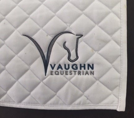 Image of Vaughn Equestrian Saddle Pad