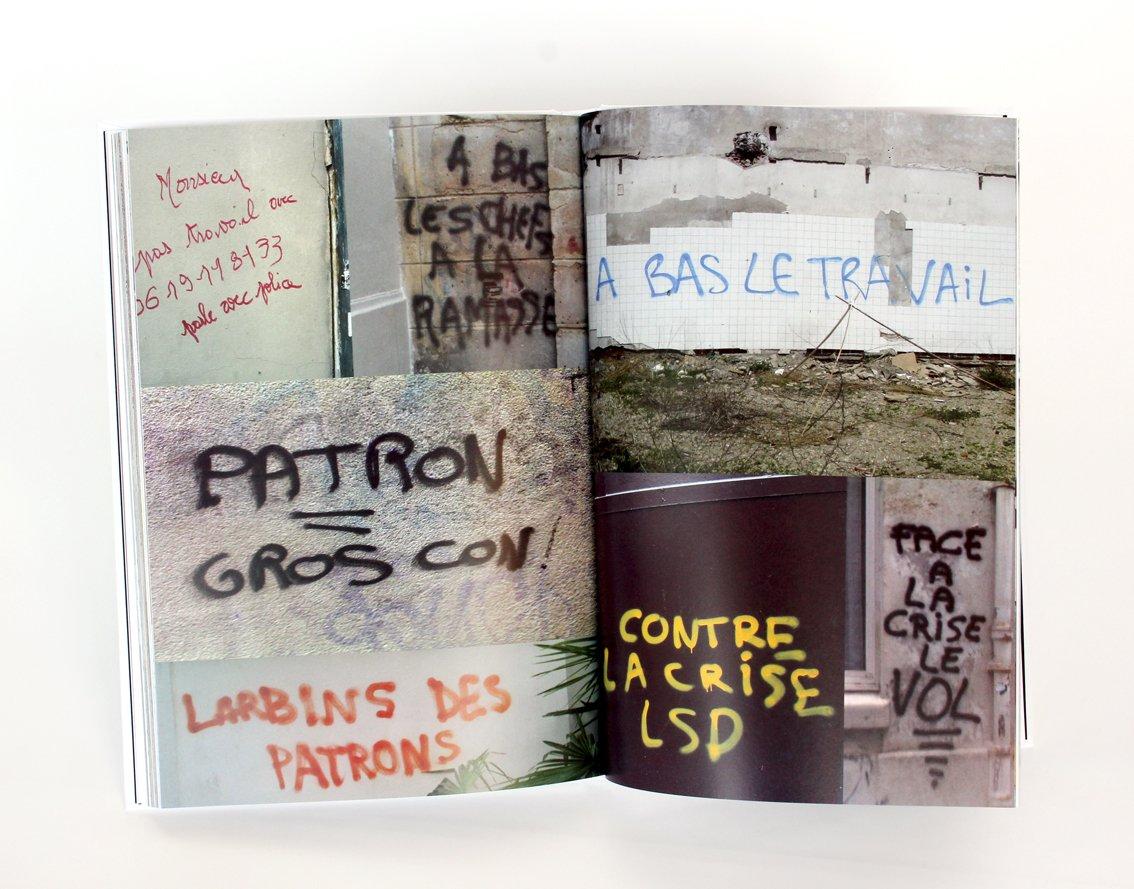 Image of LAISSEZ LES MURS PROPRES / Le livre de tags novices.