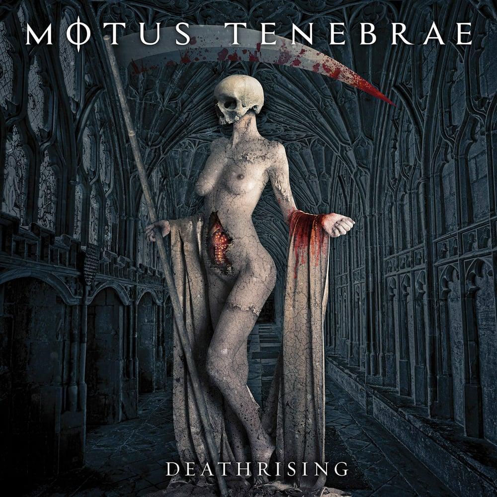"""MOTUS TENEBRAE """"Deathrising"""" CD"""