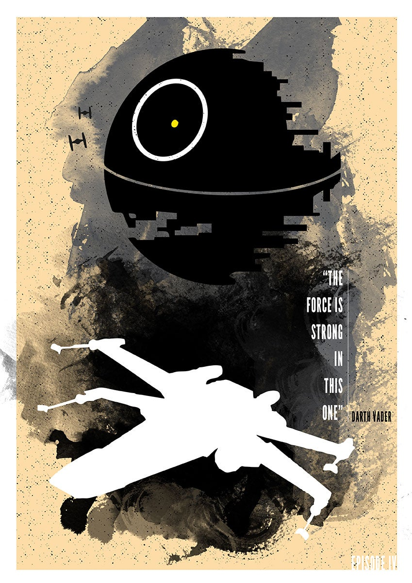 Image of Star Wars - Episode Four Poster