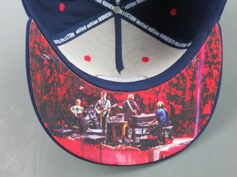 Image of MOMENTS COLLECTION FLAT BRIM SNAPBACK- #7 IN A SERIES- JEMP SET