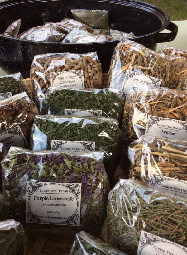 Image of Dried Herbs, Wildcrafted or Garden-grown