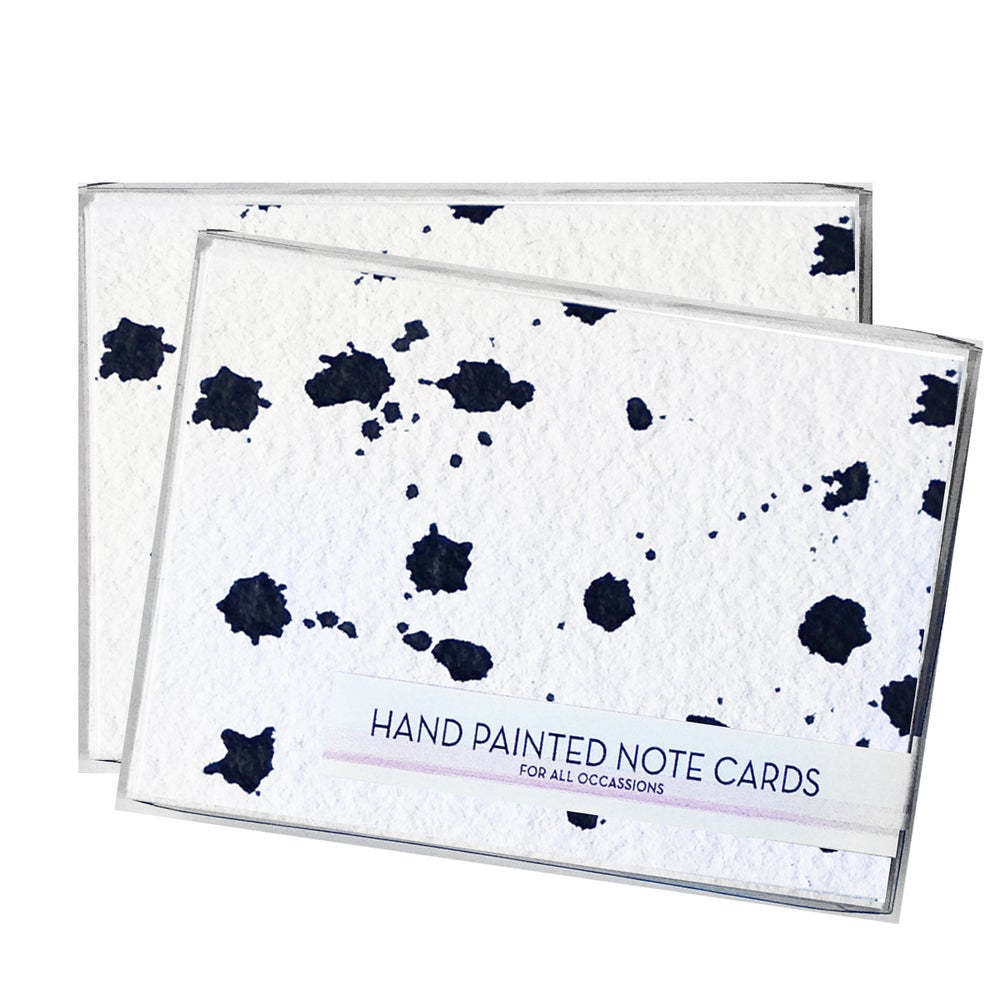 Image of Hand Painted Note Cards