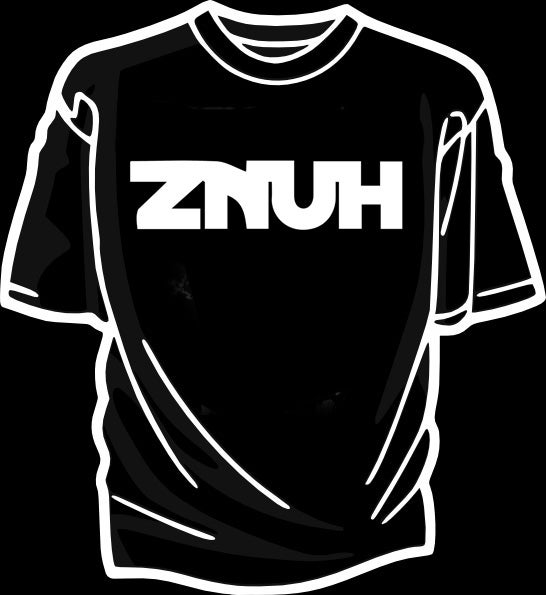 Image of The Official ZNUH Shirt!