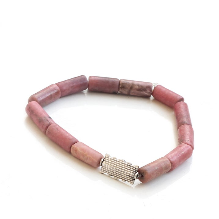 Image of Digue bracelet - silver bead