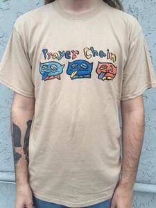 """Image of Prayer Chain """"Heads"""" Shirt"""