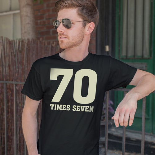 Image of 70 Times Seven T-Shirt