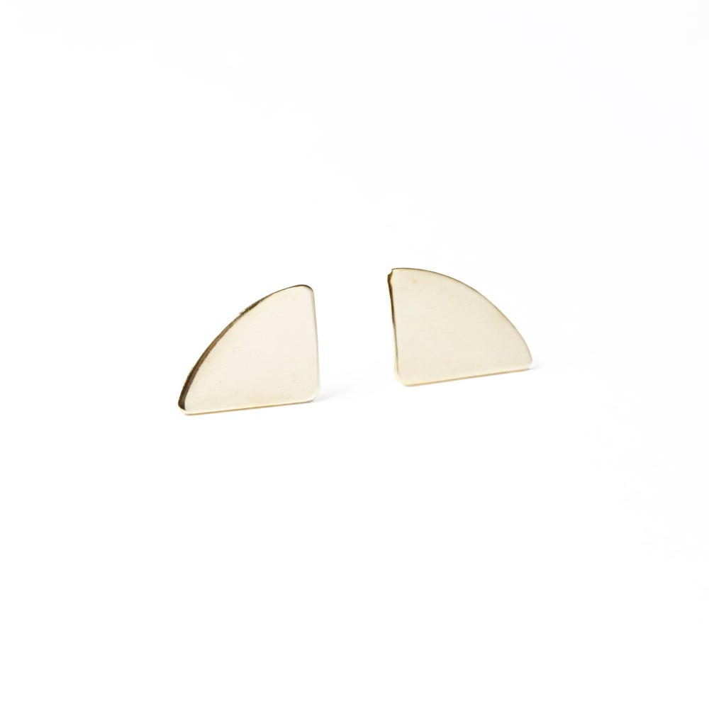 Image of SAMPLE SALE - fin studs