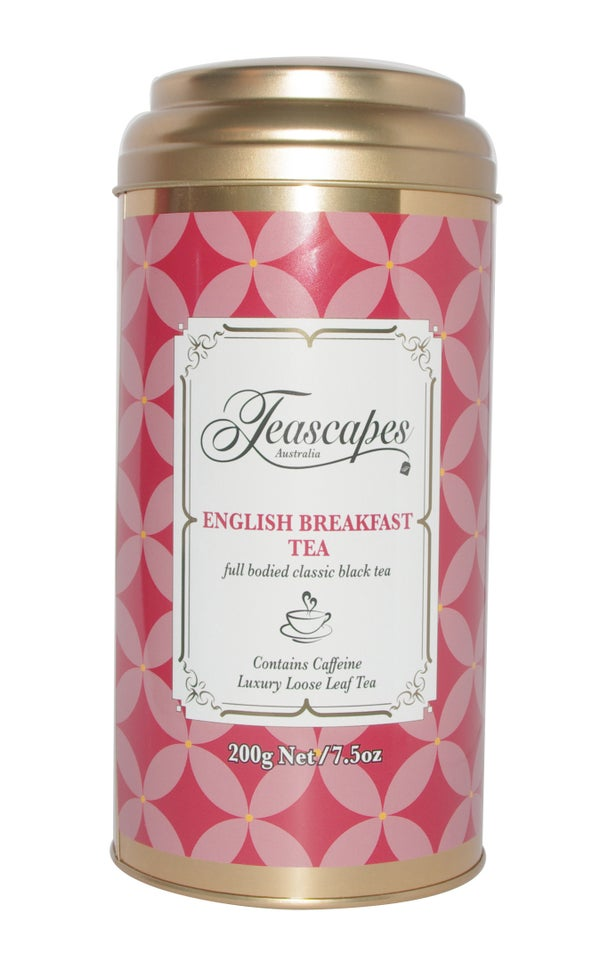 Image of English Breakfast Tea, Luxury Loose Leaf
