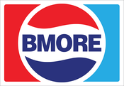 Image of Bmore Cola Vinyl Sticker